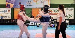 Telde sede de la 4ª jornada de la Liga Española de Taekwondo.
