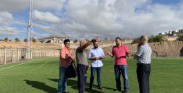 El Ayuntamiento de Telde culmina el arreglo del campo de fútbol de Melenara