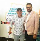 La Travesía a Nado Isla de Gran Canaria llegará hoy a Melenara