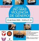 Pedro Fleitas impartira un Taller de Defensa Personal dirigido a mujeres dentro de la campaña ´No más Violencia de Género´