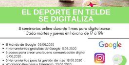 El deporte en Telde se digitaliza