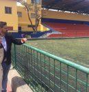 La JGL aprueba una modificación de crédito para abonar la reforma del campo de fútbol Pablo Hernández Morales